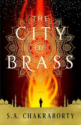 The City of Brass, (The Daevabad Trilogy #1), S.A. Chakraborty, Book Review, InToriLex