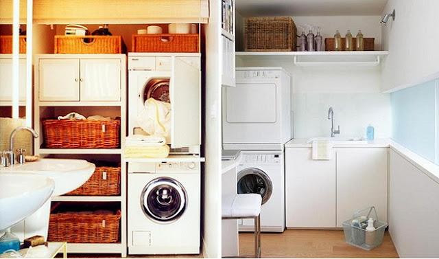 Disenyoss decoracion cuartos lavaderos for Casa con lavadero