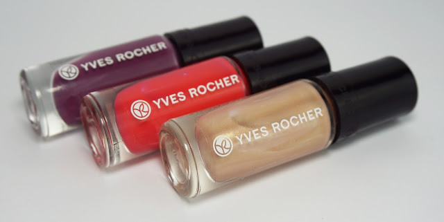 Blogparade: Yves Rocher - Speaking Colors #Mood