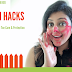 Holi Hacks You Can Try : Lifesaver Tips and Tricks for your Hair & Body