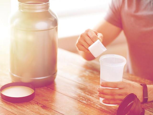Jangan tanya soalan berkaitan kesihatan pada penjual supplement