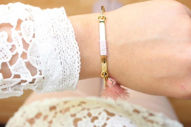 bracelet merci ma jolie