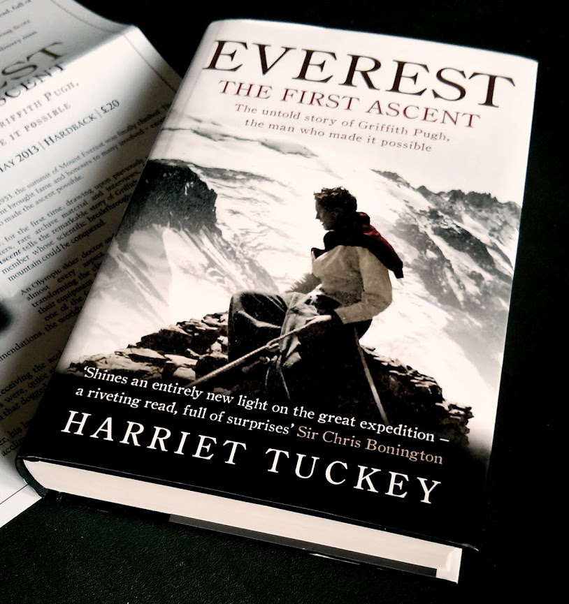 Everest: The First Ascent - The Untold Story of Griffith Pugh by Harriet Tuckey