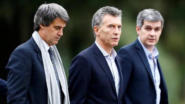 Escándalo: Macri permite que sus familiares entren al blanqueo