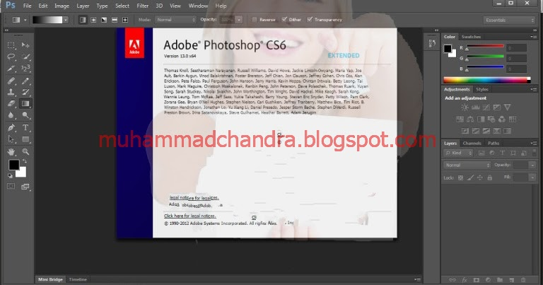 adobe photoshop cs6 crack virus