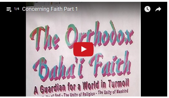 Defending the covenant of bahullh concerning orthodox bahai faith videos fandeluxe Image collections