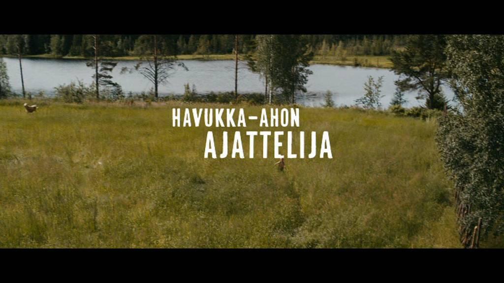 Havukka-Ahon Ajattelija Elokuva