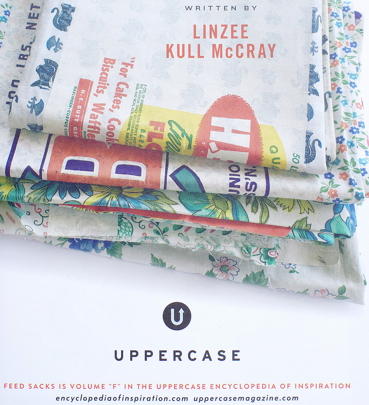 Feed Sacks: The Colourful History of a Frugal Fabric Written by Linzee Kull McCray