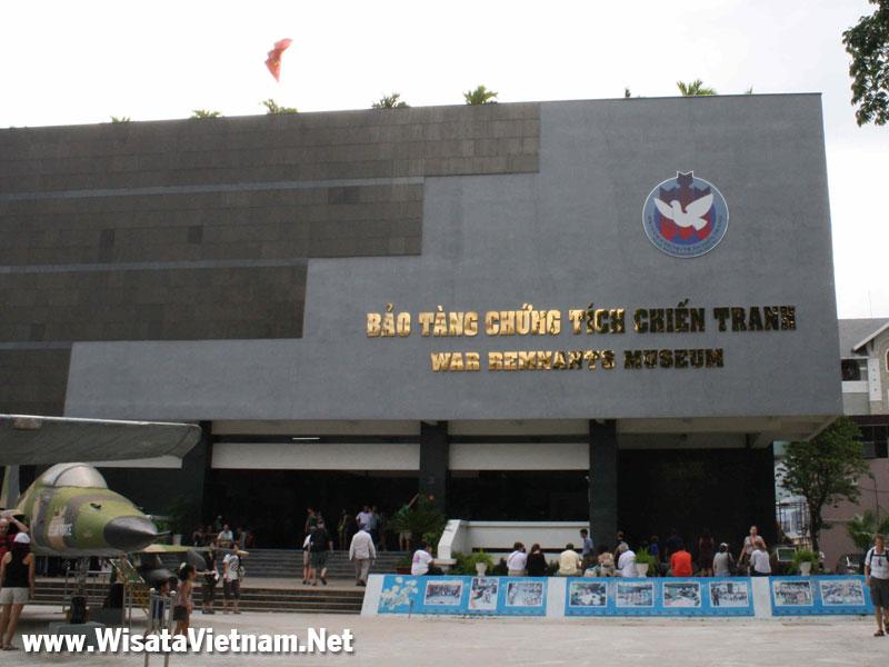 War Remnants Museum, Vietnam