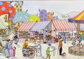 General essay on village fair