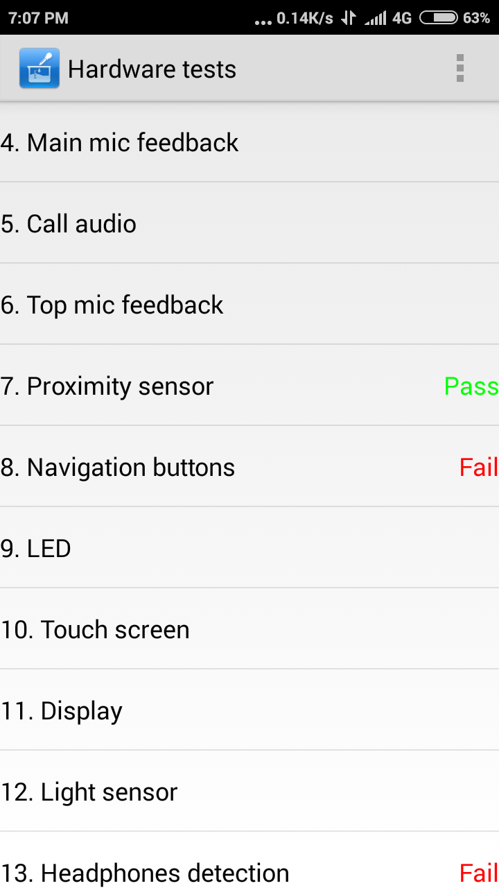 Redmi Note 4g Proximity Sensor Problem Complete Solution Here