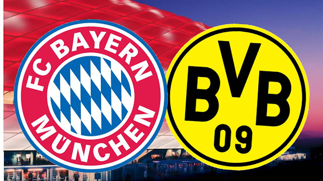 Bayern Munich vs Borussia Dortmund Full Match And Highlights