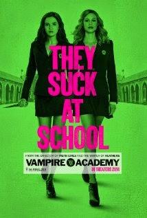 Academia de Vampiros : O Beijo das Sombras – BDRip AVI Dual Áudio + RMVB Dublado