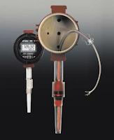 Flexible temperature sensor