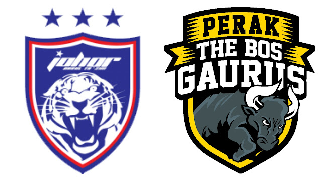 Live Streaming JDT vs Perak 21 Oktober 2017 Piala Malaysia