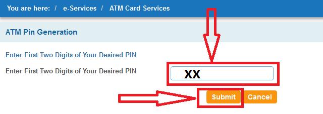 Internet banking se kaise atm pin generate karte hai online