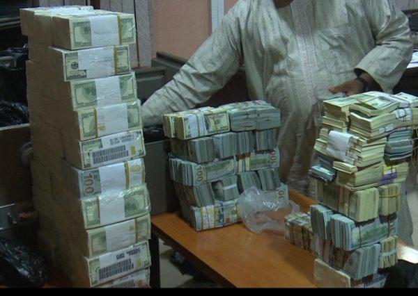 Buhari Inaugurates 3-Member Committee To Audit Recovered 'Loot'