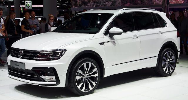 volkswagan tiguan india