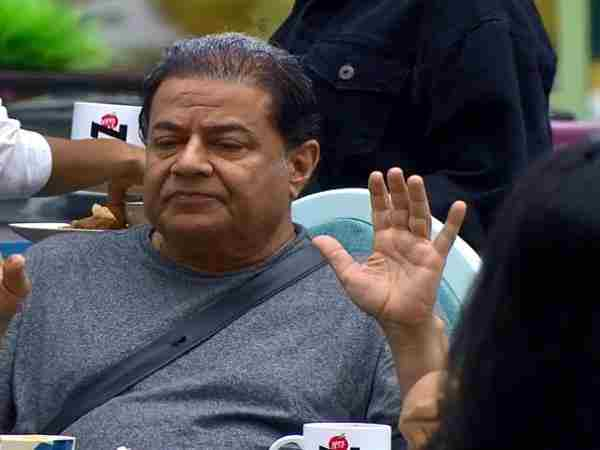 Big Boss 12 Anup Jalota Out Of House