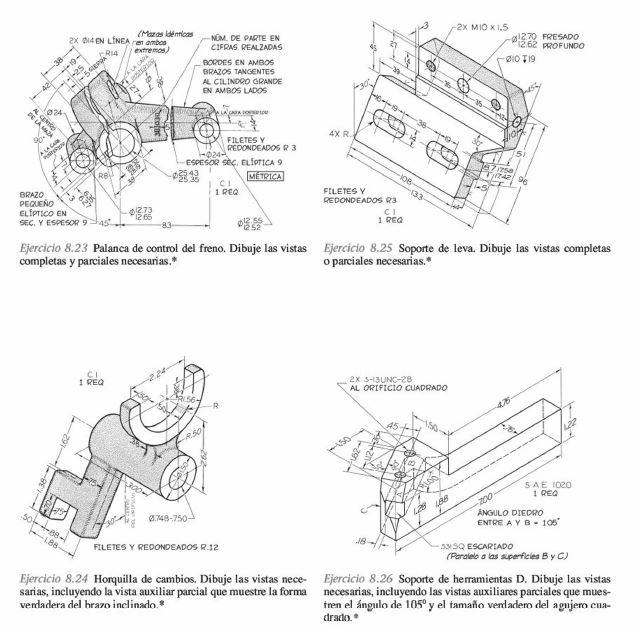 Ingeniera Civil MEGALIBRO DIBUJO TCNICO EN INGENIERA PDF  MEGA
