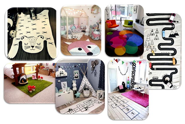 pokój dziecięcy - wystrój - aranżacja - remont pokoju dziecięcego - królewstwo małego chłopca - królestwo małej księżniczki - dywan dla dziecka - tablica sensoryczna - łóżeczka dziecięce - huśtawka w pokoju dziecięcym - huśtawki ogrodowe