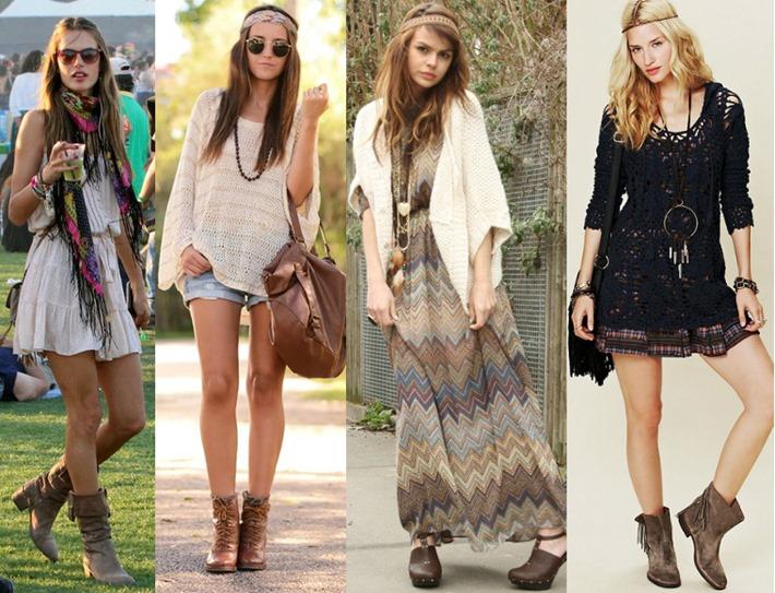 Abiti Cerimonia Hippie.Vestiti Hippie Stile Di Vita Di Bellezza Carta Da Parati Moda