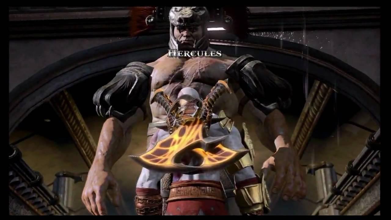 Best Boss Battles of God of War