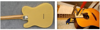 грифы гитар