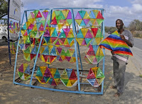 The Kite Seller, by Barry Brown