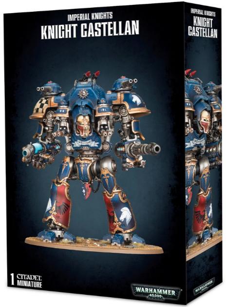 Caballero Imperial Dominus Castellan