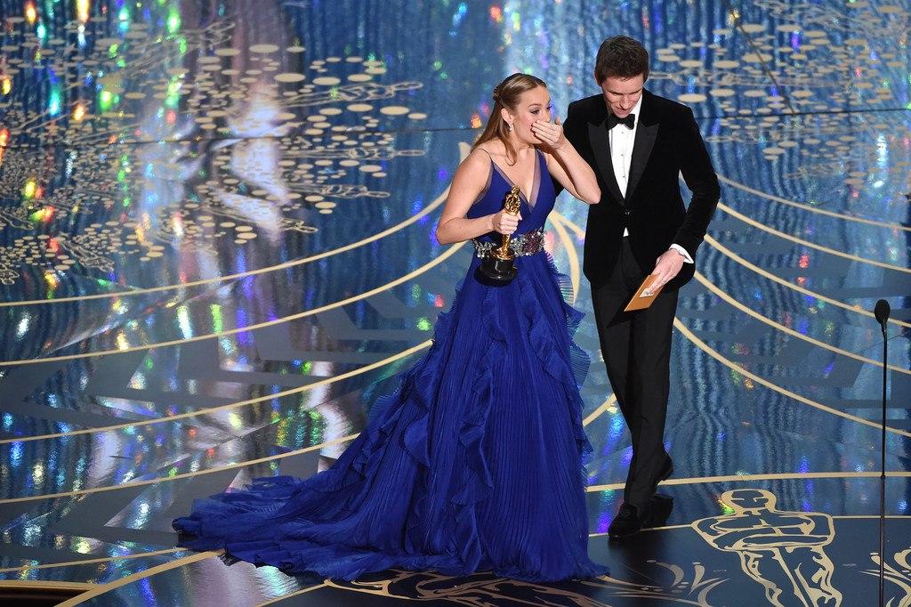 хороший частный оскар 2016 известные победители девушек трусах