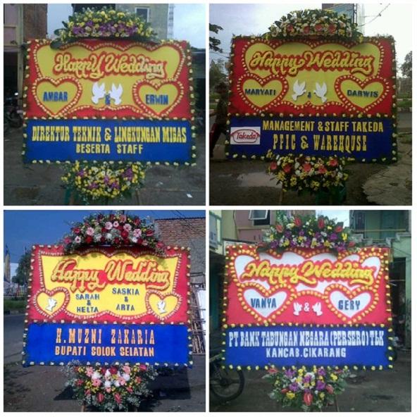 Karangan Bunga Papan Dukacita Aba Zacky Florist