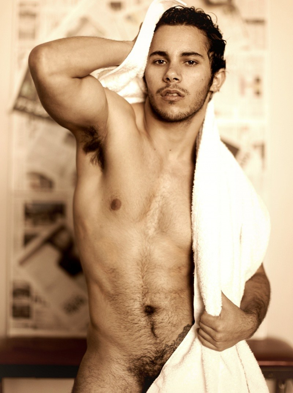 from Brenden nude men free photos