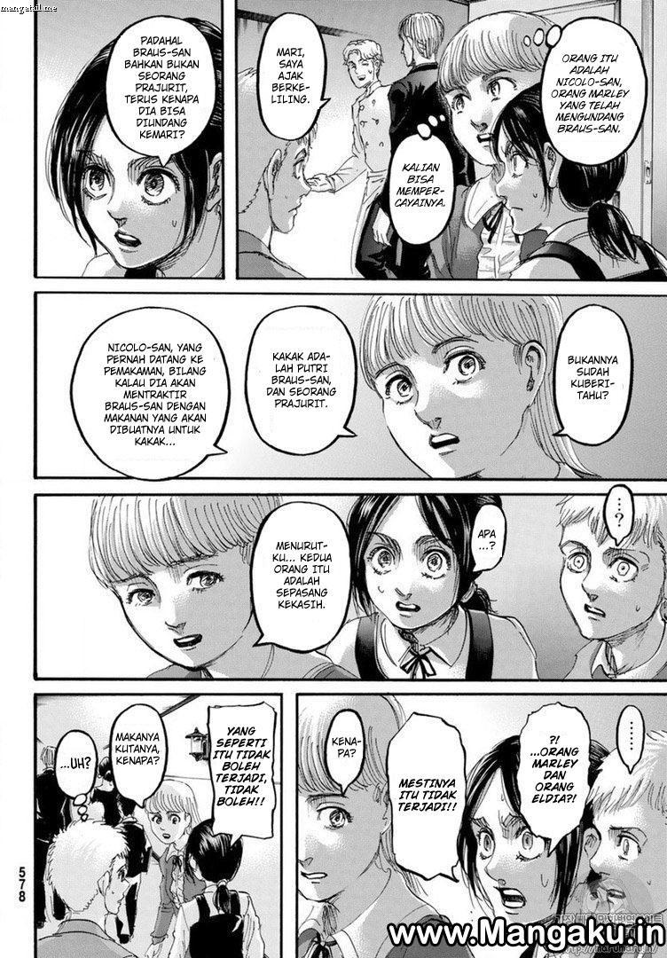 Shingeki No Kyojin: Chapter 111 - Page 19