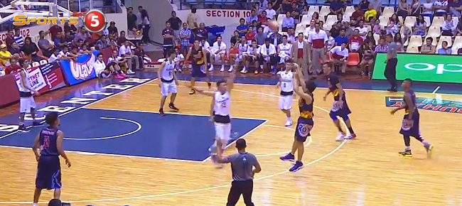 James Yap's First Basket as an Elasto Painter! (VIDEO)