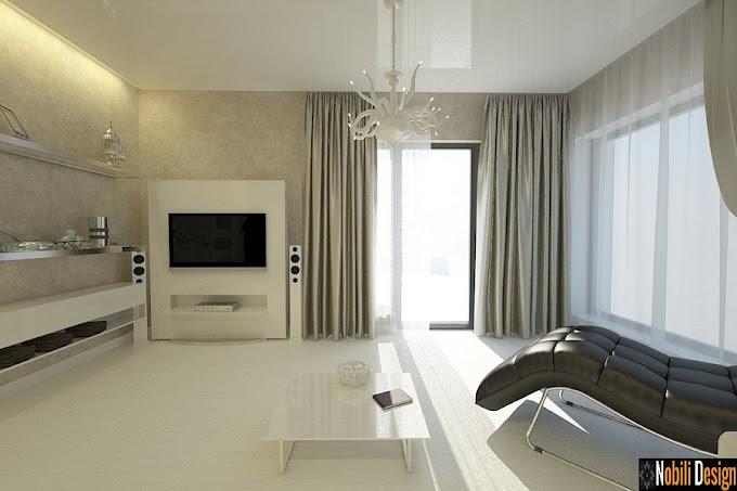 Design interior casa moderna - Arhitect amenajari interioare Constanta