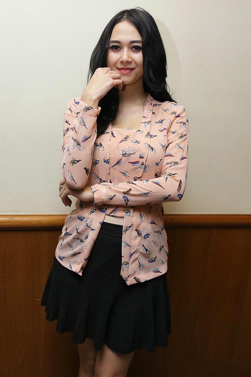 rok mini aura kasih twitter viral pakai tradisional