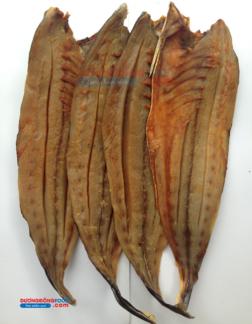 Đặc sản khô cá bè Trang Phú Quốc