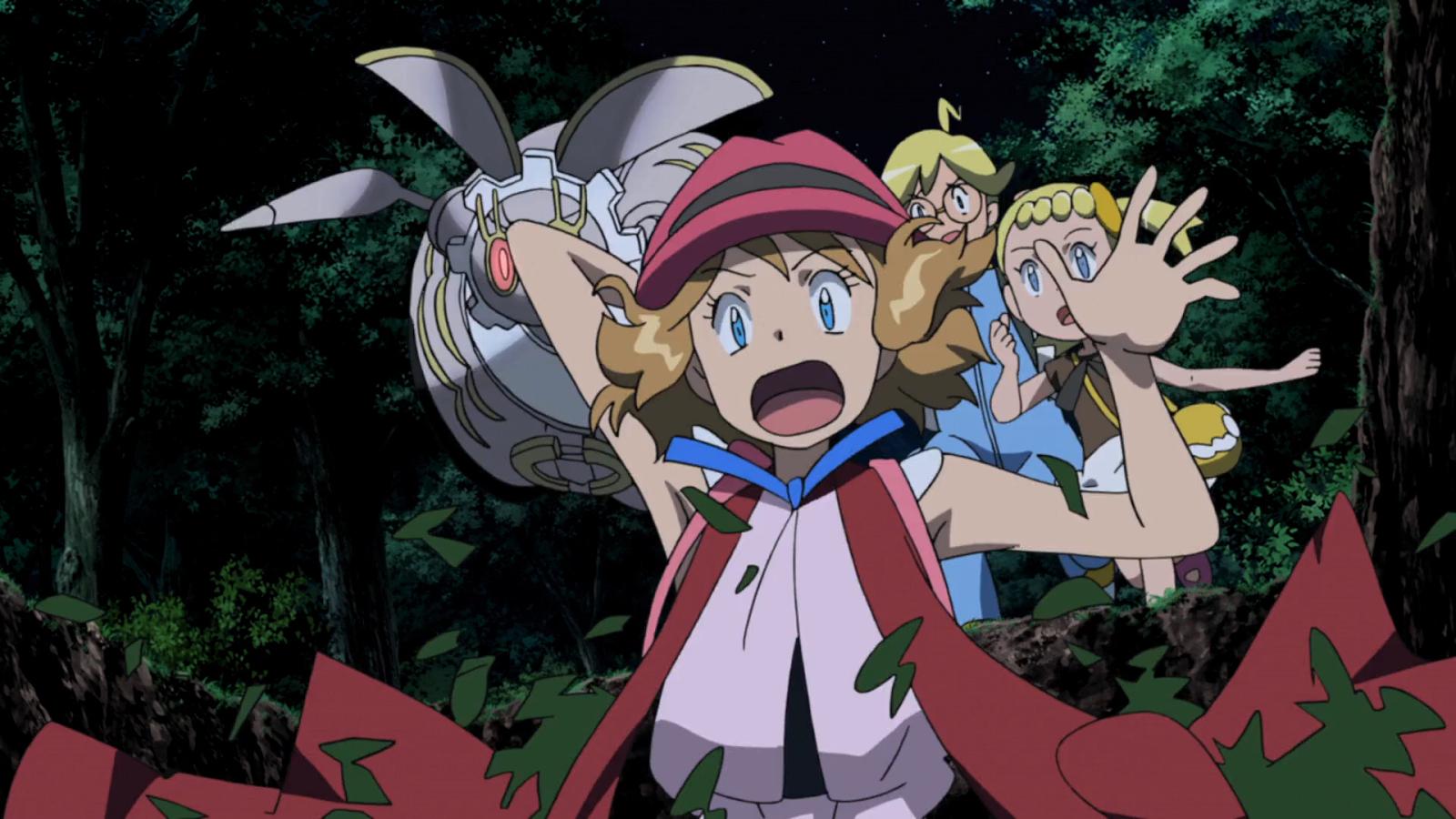 Pokémon: Volcanion y la Maravilla Mecánica (2016) BRRip 1080p latino - Ingles captura 3