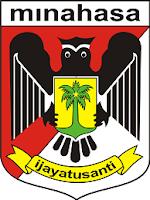Logo / Lambang Kabupaten Minahasa