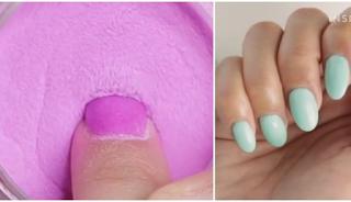 Μανικιούρ και μανό τέλος… Αυτή είναι η νέα μόδα στο βάψιμο νυχιών και είναι παιχνιδάκι!