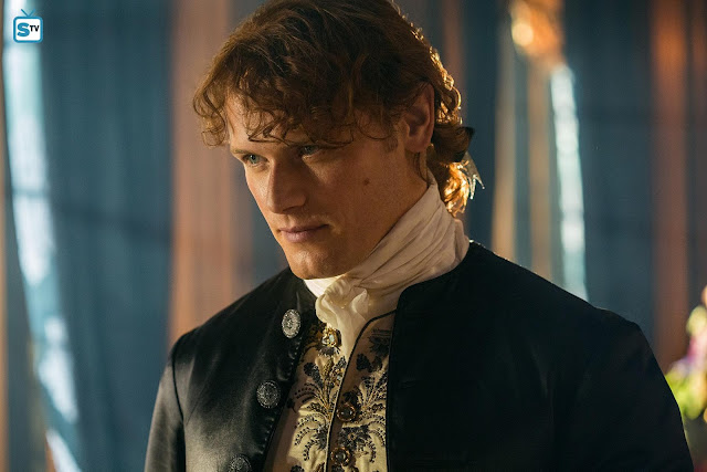 Performers Of The Month - April Winner: Outstanding Actor - Sam Heughan