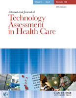 Image of International Assessment of Technology in Health Care journal