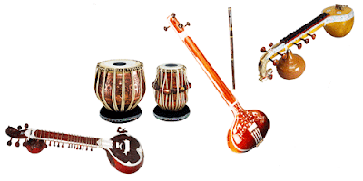 Pengertian Musik Hindustan (Instrumen, Ciri - Ciri Dan Fungsi Alat Musik)