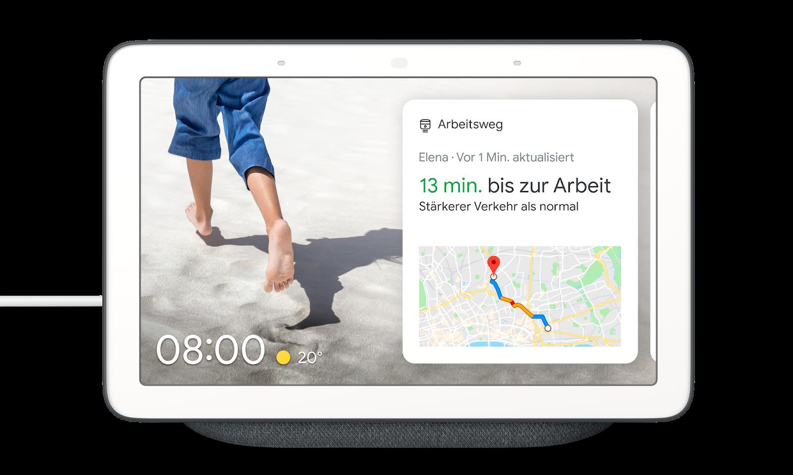 Smart Display von Google.