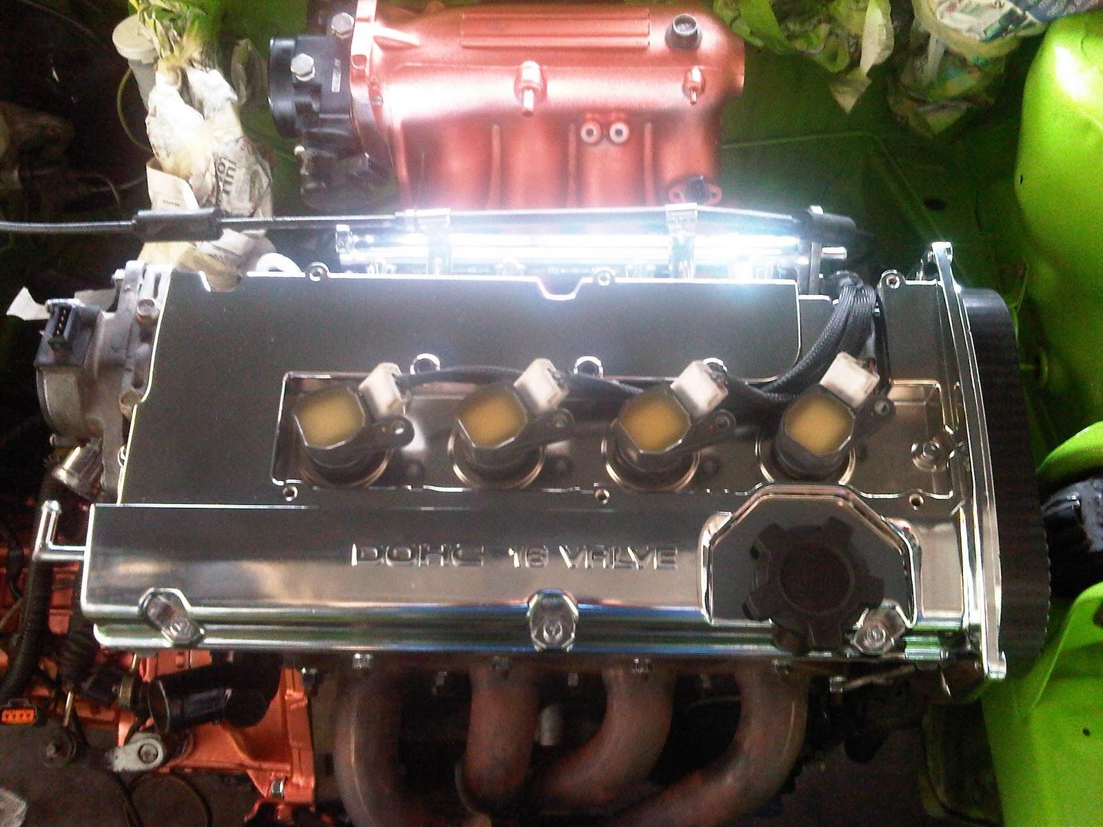 Advanced Performance Tuning: Stroker Kit 4G93 1 8L to 2 0L