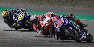 Komisi GP Hapus Sanksi Penalti Poin di MotoGP