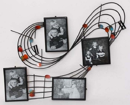 Decoration With Musical Inspiration 7