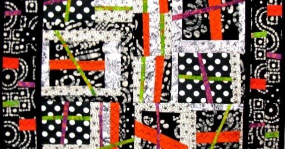 Cut Stitch Piece Quilt Designs Free Form Quilting Art