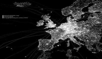 Daftar penghasilan negara-negara Eropa